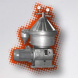 Сепаратор - сливкоотделитель ОСРП-3 (ОСРП-3М)