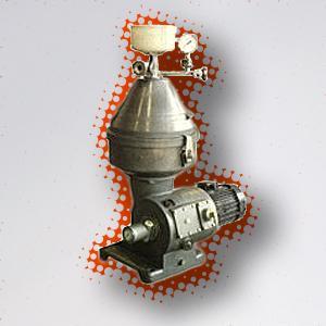 Сепаратор - сливкоотделитель ОСП-3М