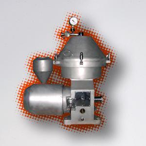 Сепаратор - молокоочиститель ОЦМ 10