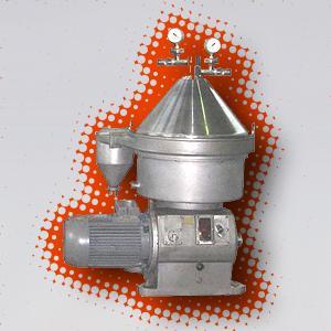 Сепаратор - сливкоотделитель ОСРП-15 (нормализатор)