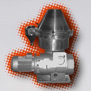 Сепаратор - сливкоотделитель А1-ОЦР5