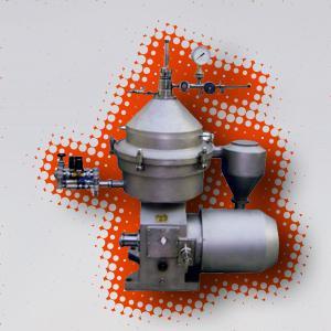 Сепаратор - бактофуга ОСЦБ-2,5