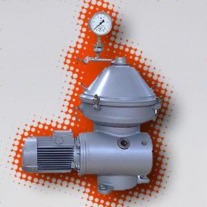 Сепаратор - бактофуга ОСЦБ-1