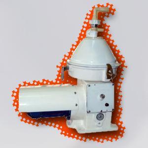 Сепаратор - молокоочиститель Ж5-Плава-ОСК-1