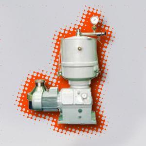 Сепаратор для высокожирных сливок Ж5-ОС2Д-500