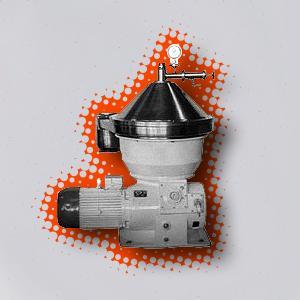 Сепаратор - молокоочиститель Ж5-ОМЕ-С
