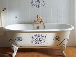 Чугунная ванна - преимущества и недостатки