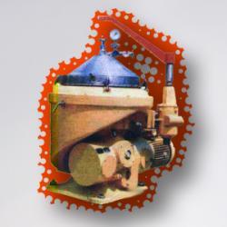 Сепаратор для осветления Г9-КОВ