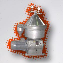 Сепаратор для очистки сыворотки ОП2Ц-10
