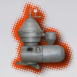 Сепаратор - бактофуга ОСЦБ-10