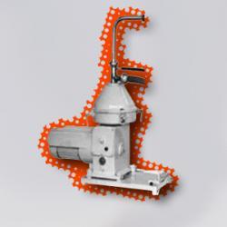 Сепаратор - молокоочиститель ОМ-1А