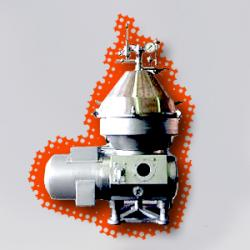 Сепаратор - сливкоотделитель Ж5-Плава-ОС-5