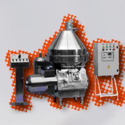 Сепаратор - молокоочиститель Ж5-Плава-ОО-15