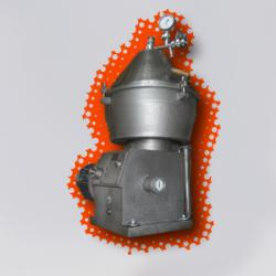 Сепаратор - молокоочиститель Ж5-Плава-ОО-10