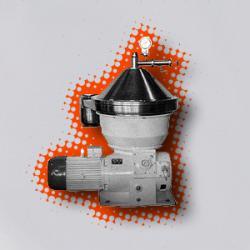Сепаратор - молокоочиститель Ж5-ОМ2-Е-С