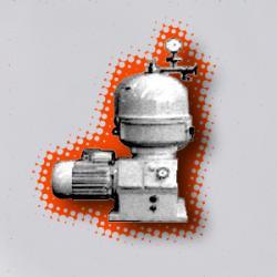 Сепаратор - молокоочиститель Ж5-ОМБ-4С